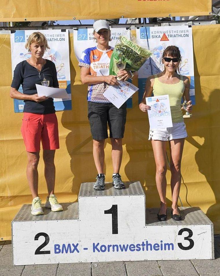 christina triathlon
